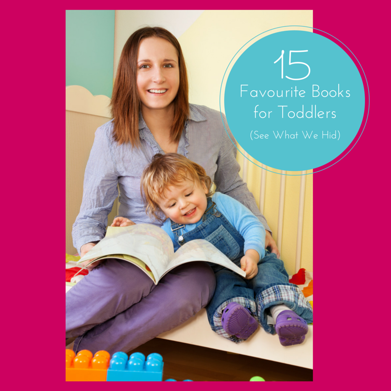 Our Toddler's  Favourite Books