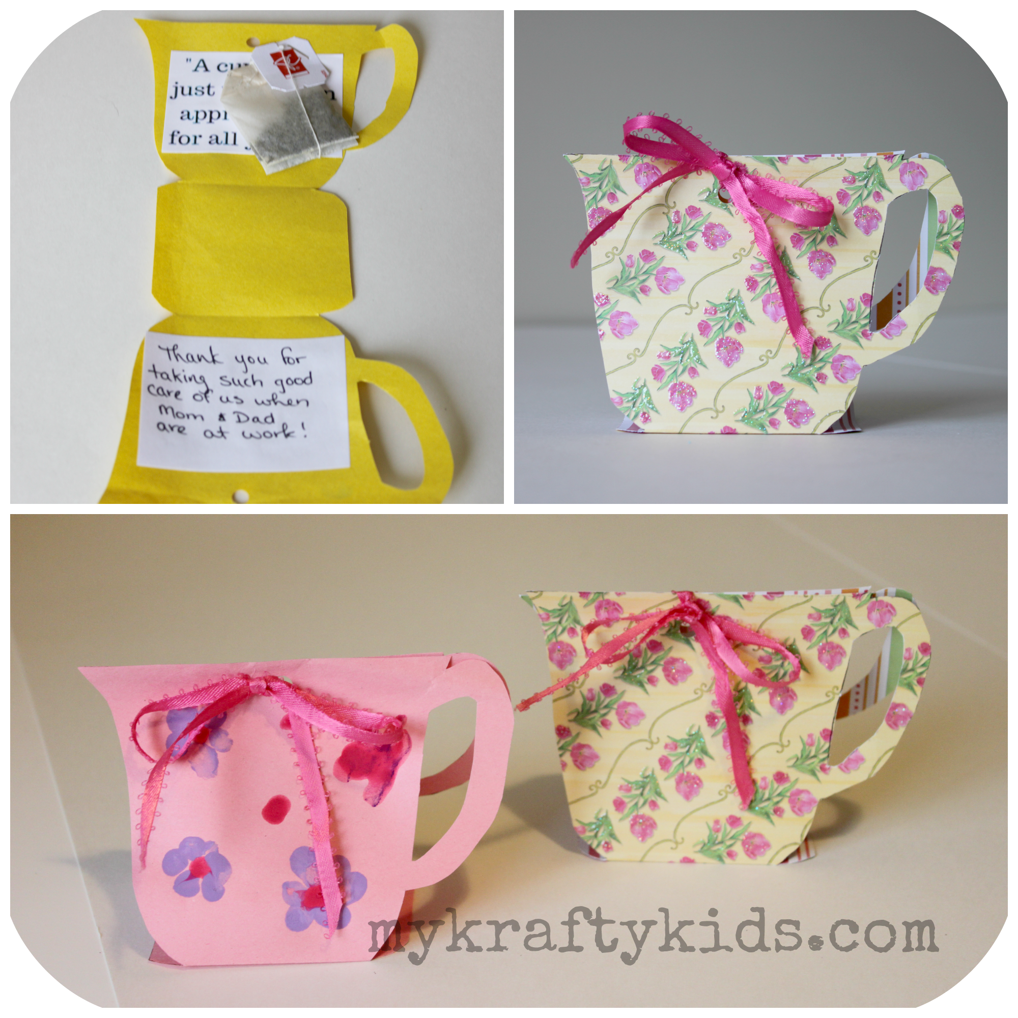 Mom's the Word! Mother's Day Ideas